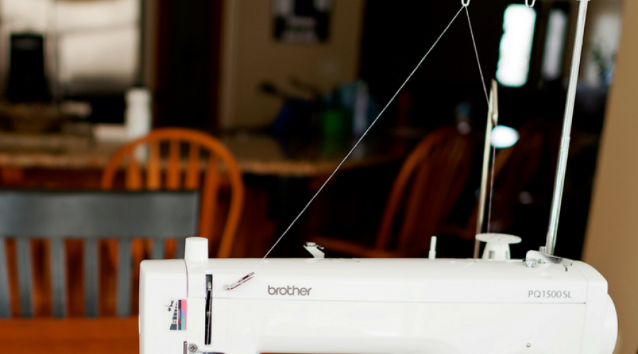 Brother PQ1500SL ~ why I bought a new sewing machine