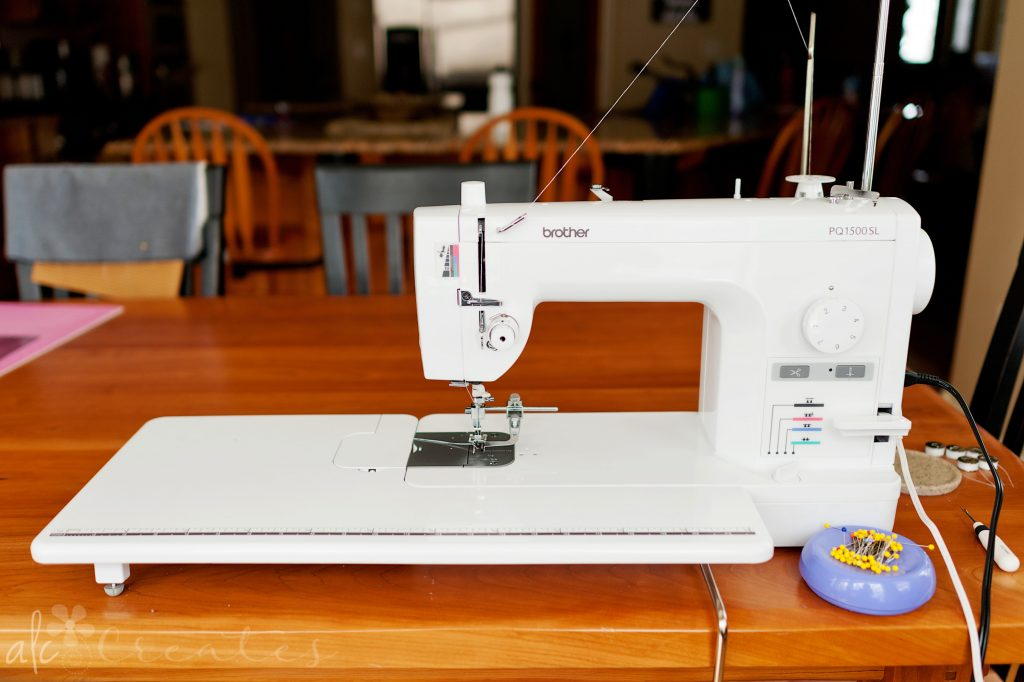 Brother PQ40SL Why I Bought A New Sewing Machine ALC Creates Mesmerizing Brother Pq1500sl Sewing Machine