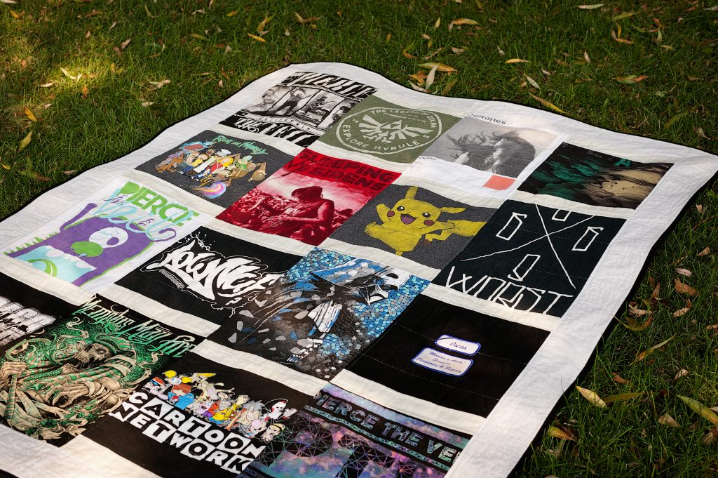 ALC Creates Custom Memory Quilt
