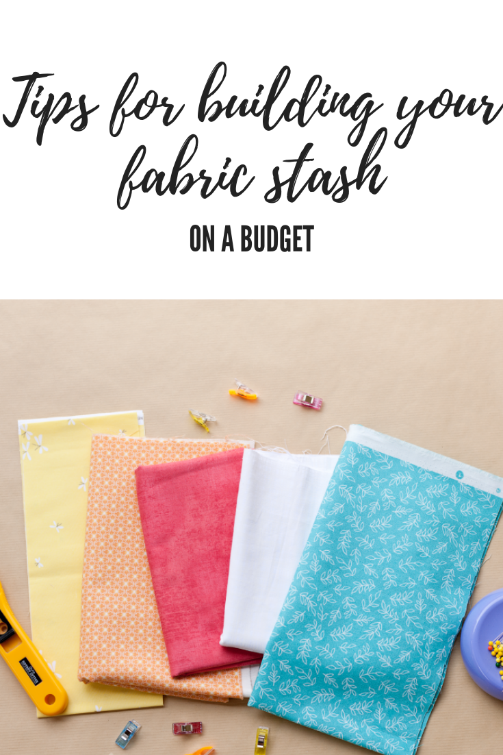 Fabric Stash on a Budget