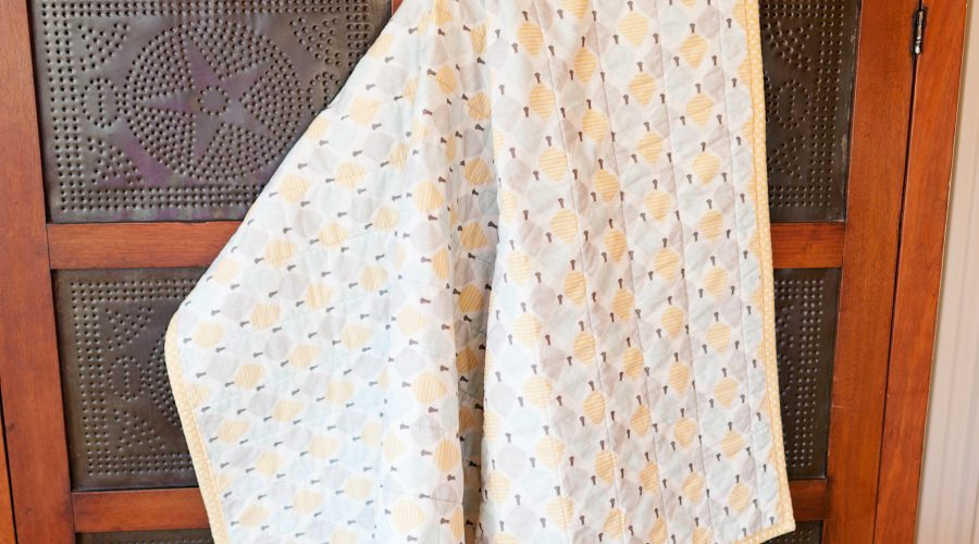 Custom Quilts and Big Dreams