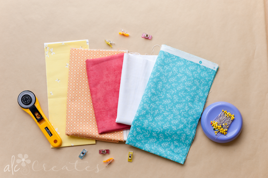 Tips for building your fabric stash on a budget