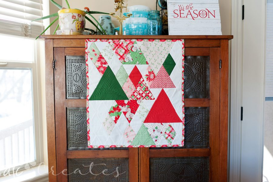 End Game Quilt-a new pattern by Jemima Flendt of Tied with a Ribbon
